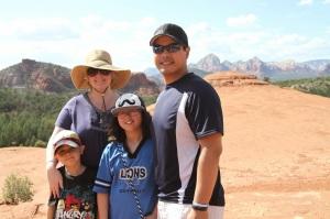 KT Moxie and Family