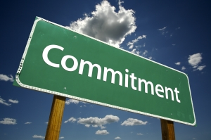Want to Achieve Your Goal? Get Serious about the Commitment