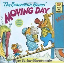 Book Review: Berestain Bears Moving Day