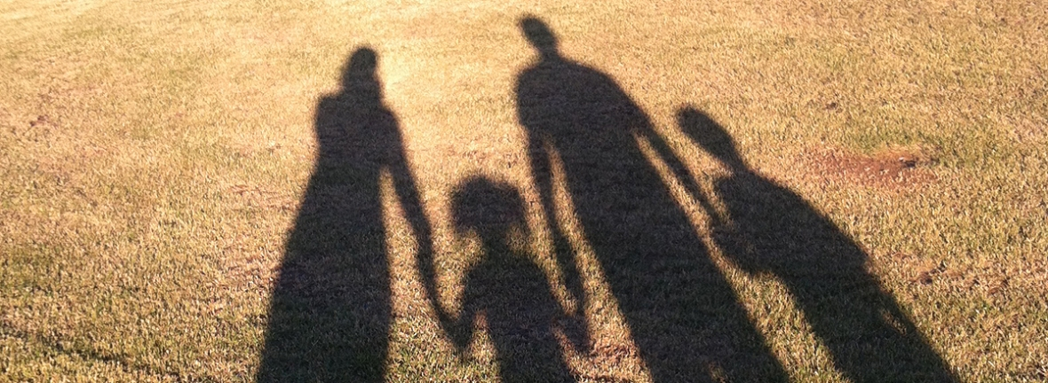 Family Shadows from Stephanie Lema